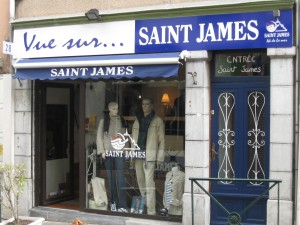 magasin Saint James