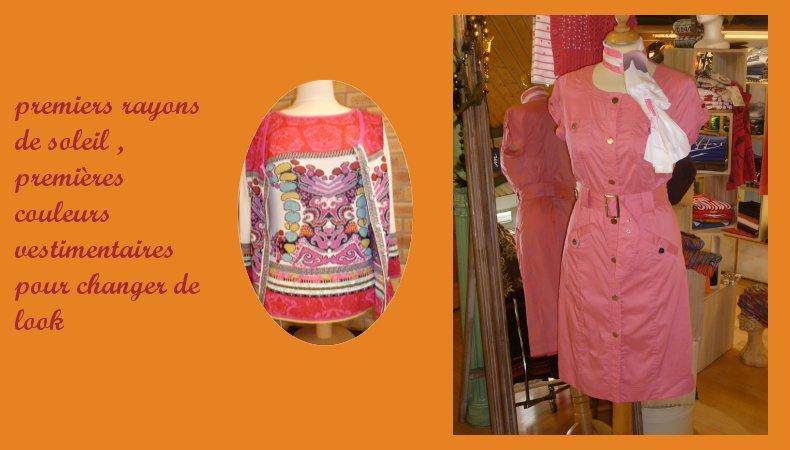 pulls jacquard Olivier Philips, robe coton Escorpion