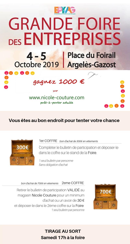 foire des entreprises Argelès-Gazost